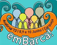 Symbol for Scout Camp - 489 group Lourinhã Portugal