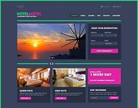 HotelMotel, WordPress Premium Luxury Hotel Theme