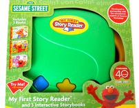 Sesame Street My First Story Reader