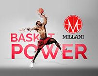 Millani Sports | Basket