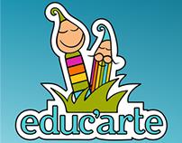 Educ'Arte | Logo and Corporate Identity