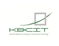 Khalid AlBabtain Company Branding شركة خالد البابط