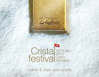Cristal Festival poster
