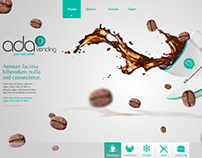 Ada Vending // Corporate design