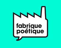 Fabrique Poetique branding