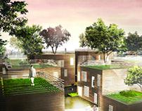 EUROPAN'10 Århus - ADEPT Architects - 2009