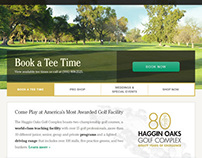 Morton Golf - Haggin Oaks