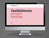 Taaldoktoren. website