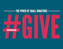 Give Small Campaign