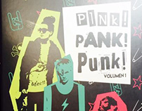 PINK PANK PUNK cd and festival
