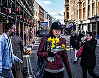 London & Oxford - Street - Color