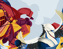 Red Bull Collective Art
