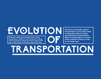 Infographics; Transport