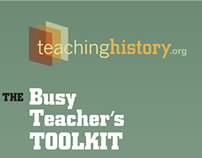 Teaching History Ad Campaign