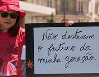 Manifestação de Professores 15-06-2013