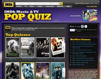 "Pop Secret ""Pop Quiz"" Mockup"