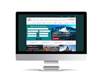 NITRAVEL / travel agency site