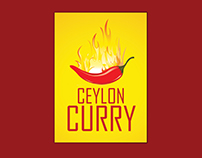 Ceylon Curry - Logo -Banner