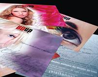 BDUP postcards