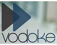 Vodoke Rebranding Concept