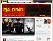 Evil Dead Billboard UK Theatrical Release for IMDb