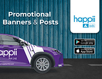 Social Media Campaigns Design - Happii Ads