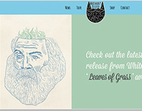 Whitman's Beard Website
