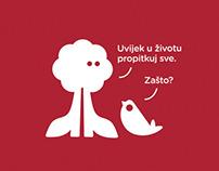 Brokula&Ž - komunikacija