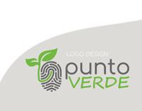 PUNTO VERDE - Logo Design