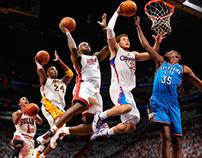12 NBA Playoffs - JUMP!
