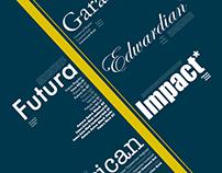 Cartel tipográfico