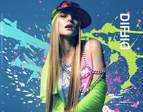DIF mag #97 :: A splash of colour