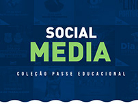 Social Media - Passe Educacional