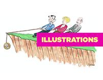 Illustrations for EBR