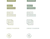 Emily Fussner Logos