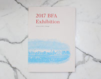 2017 BFA Exhibition
