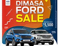 Arte Dimasa Ford Sale