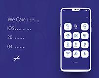 We Care ( App )