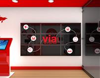 Via.Com Store Design