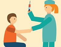 Protégete contra la influenza ¡Vacúnate!