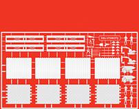 Batı Prefabrik Print Ad