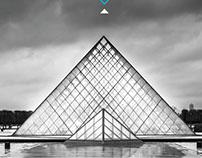 Brand Identity - Musée du Louvre