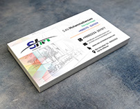 Sam Mimarlık - Logo + Kartvizit