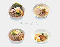 [2013] Kissaten Dish of Month April & May