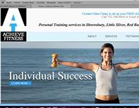 Achieve Fitness: Brand Identity / Brand Launch