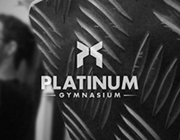 Platinum Gym Branding
