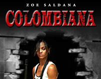 Columbiana Movie Package