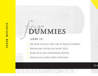 For Dummies Alternative Cover Direction