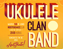 Fin de Gira - Ukulele Clan Band