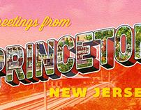 Princeton Postcard
